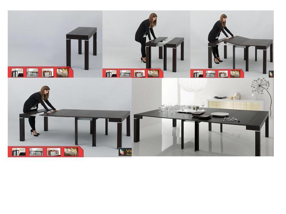 Consolle p300 p190 q200 q300 e tavoli club riflessi in for Riflessi arredamento