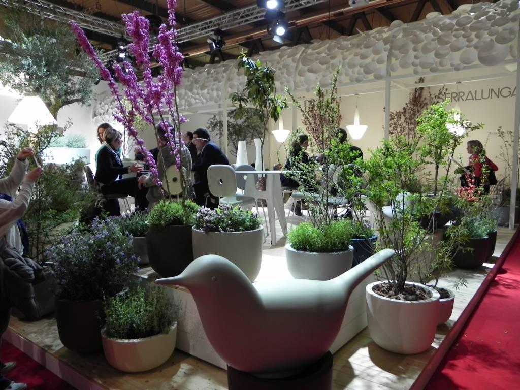 Direttamente dal salone del mobile 2013 al tuo giardino o for Arredo giardino terrazzo