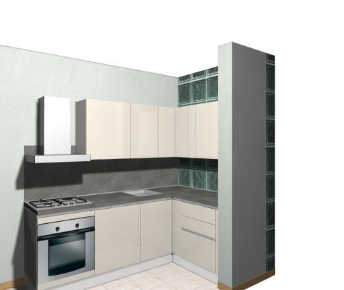 veneta cucine, progettazione cucine, cucina, pareti storte, cucine piccole, rivenditore cucine