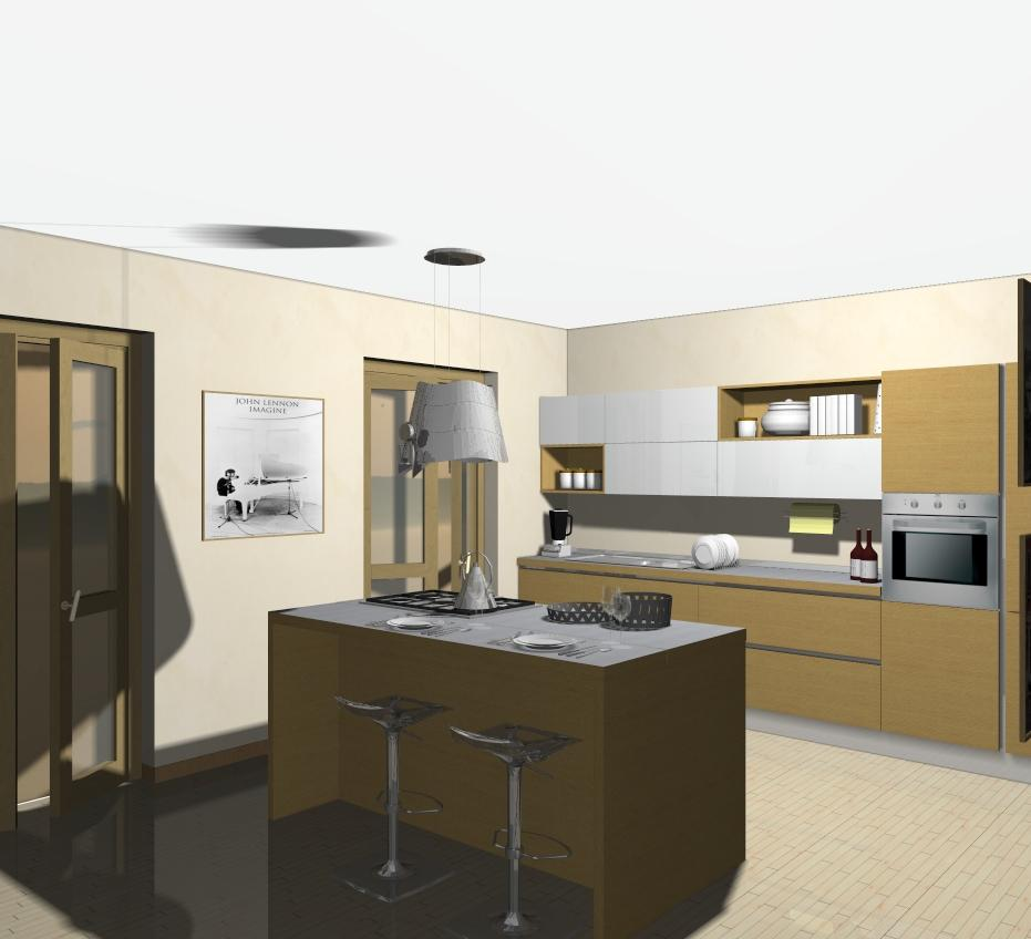 Cucina 4 metri - Comporre cucina ...