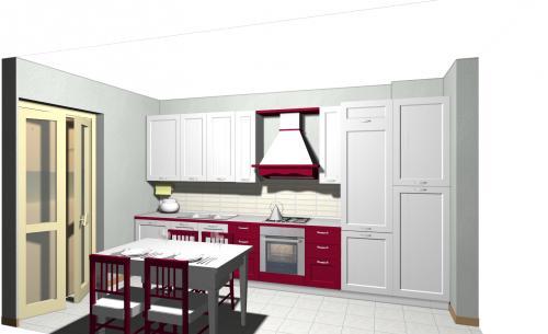 Gretha archives non solo mobili cucina soggiorno e camera - Veneta cucine gretha ...