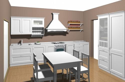 Cucina preventivo cucina for Programma arredamento 3d