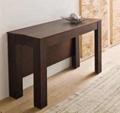 Per natale aggiungi un posto a tavolo scegli i tavoli for Consolle allungabile ikea