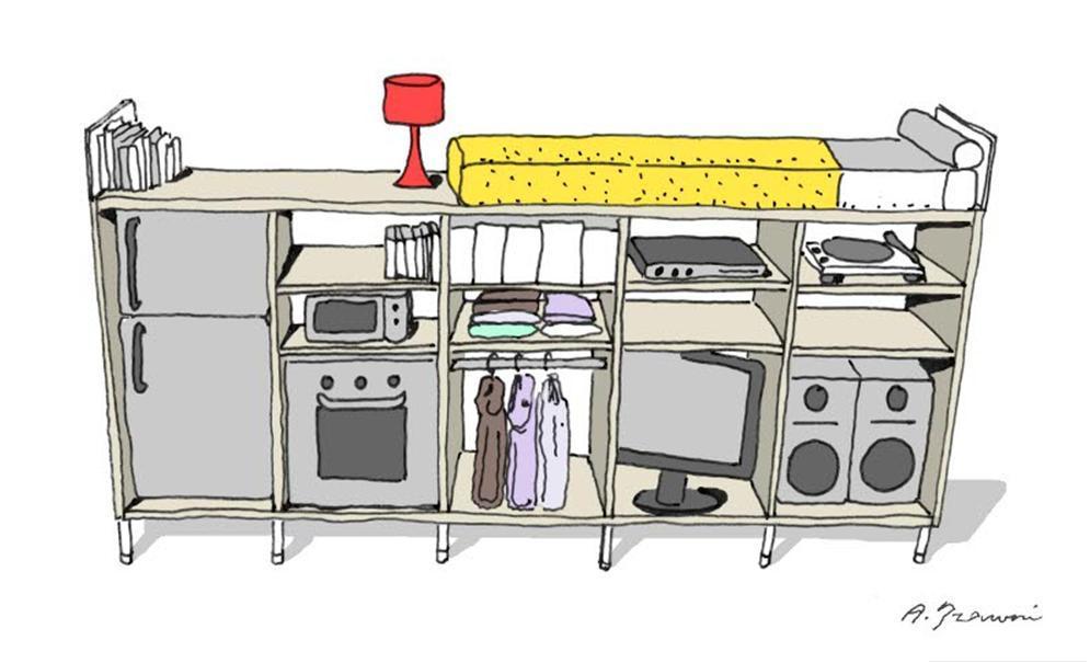 Sandolino archives non solo mobili cucina soggiorno e for Concetto aperto cucina soggiorno