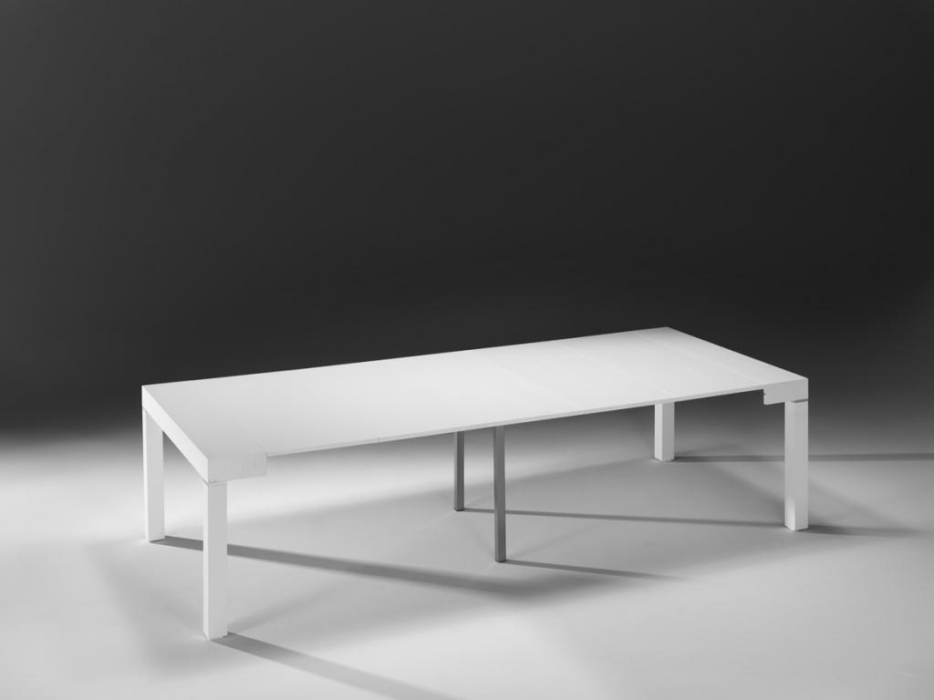 Consolle allungabile non solo mobili for Tavolo consolle riflessi