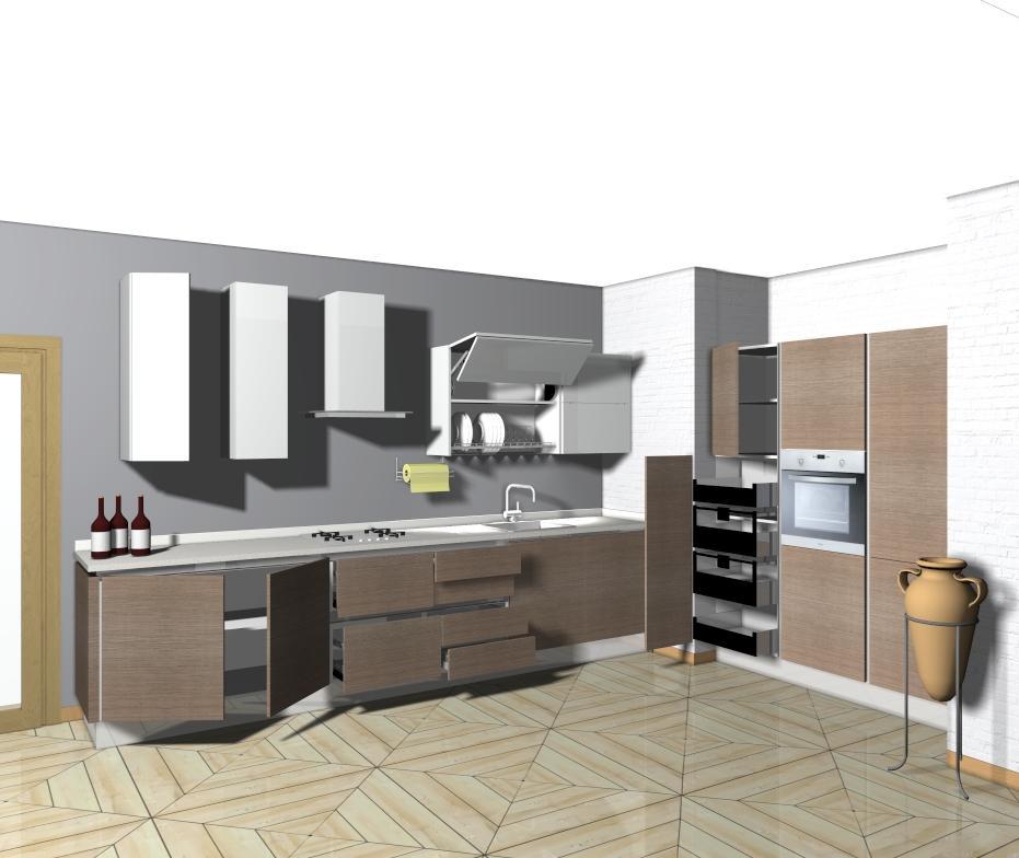 Progettare una Veneta Cucine è sempre un divertimento ...