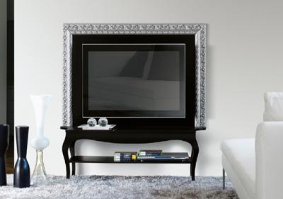 la tv... mettiamola in un quadro.. Portatelevisore Lcd o Plasma - Non ...