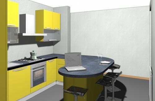 veneta cucine,preventivo,preventivo cucina,prezzi cucina,rendering cucina,disegno cucina