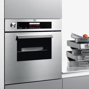 i forni REX Multinove Touch Control Quadro alluminio | Non solo mobili