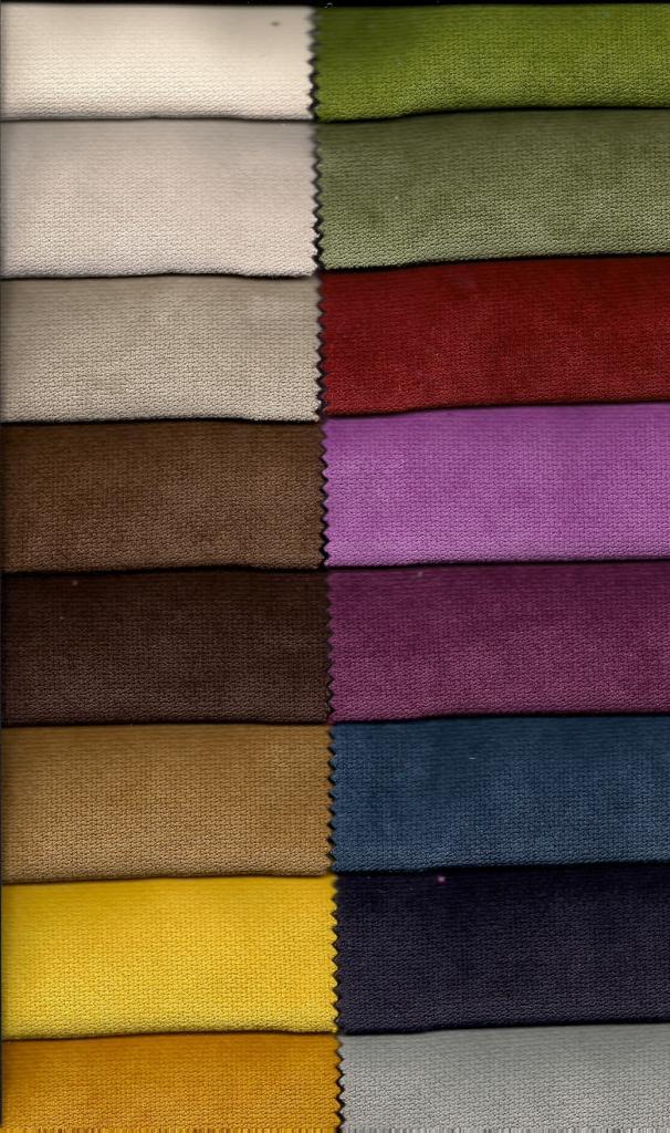 Tessuto divano microfibra