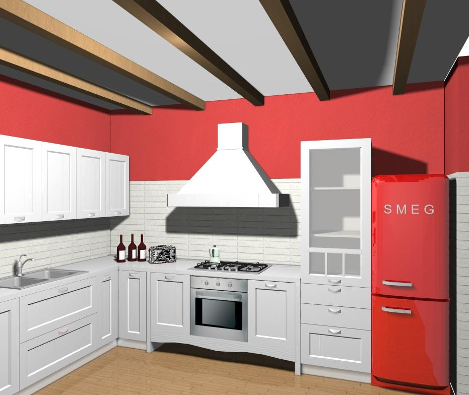 Cucina Smeg Anni 50 - Idee Per La Casa - Douglasfalls.com