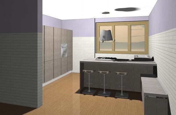 Disegno cucina non solo mobili for Disegno cucina