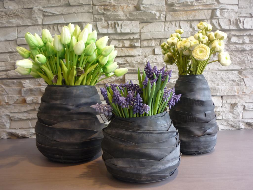 vasi per fiori moderni