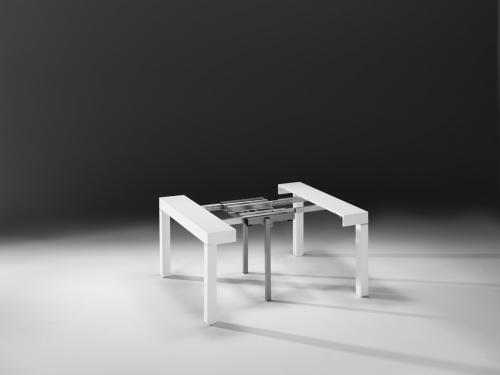 riflessi, tavolo consolle, tavolo allungabile, consolle allungabile, p300, p190, domus arredi, riflessi point, rivenditore riflessi