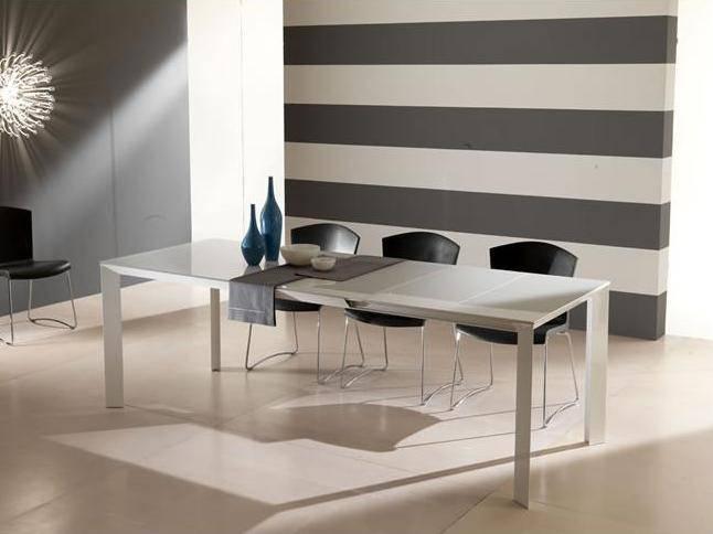 Non solo mobili idee arredamento casa terrazzi e giardini for Riflessi tavoli allungabili