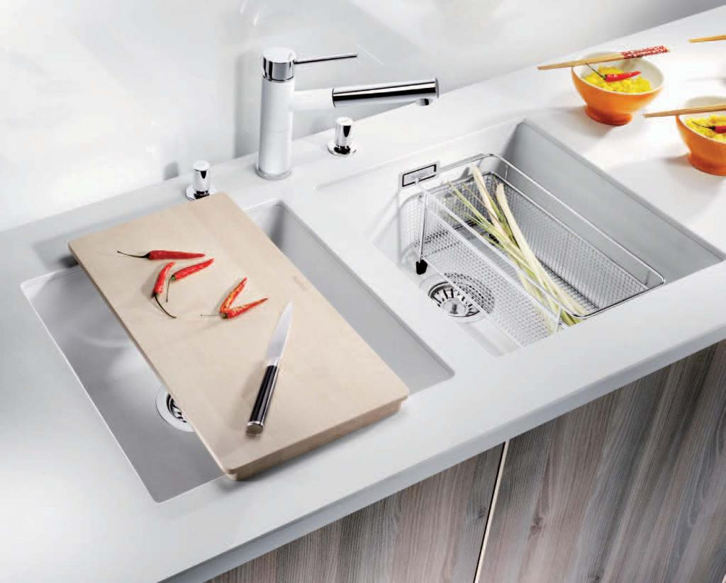 Lavelli Per Cucine: Lavelli come sceglierli. Cucine come spostare ...