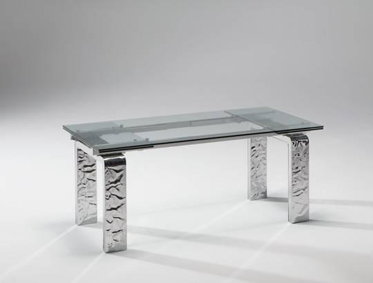 Tavolo allungabile mito di riflessi dal carattere forte for Piani di casa di 10000 piedi quadrati