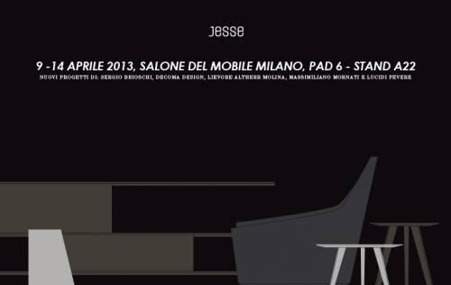jesse salone del mobile 2013