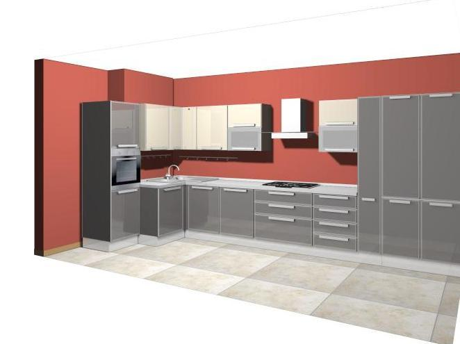 Cucina componibile archives non solo mobili cucina soggiorno e camera - Soluzioni no piastrelle cucina ...