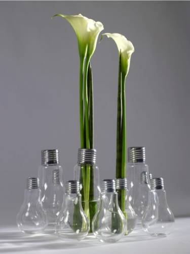 vasi vetro lampadine serax