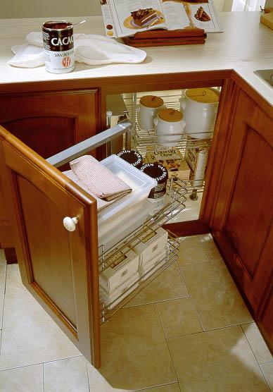 Sfruttare gli angoli della cucina si puo 39 ecco le - Mobili per angoli ...