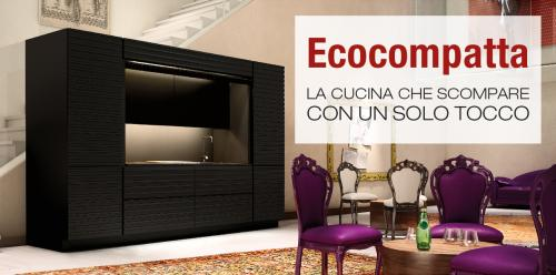 ecocompatta,cucina compatta,cucina ecologica,venetea cucine,domus arredi