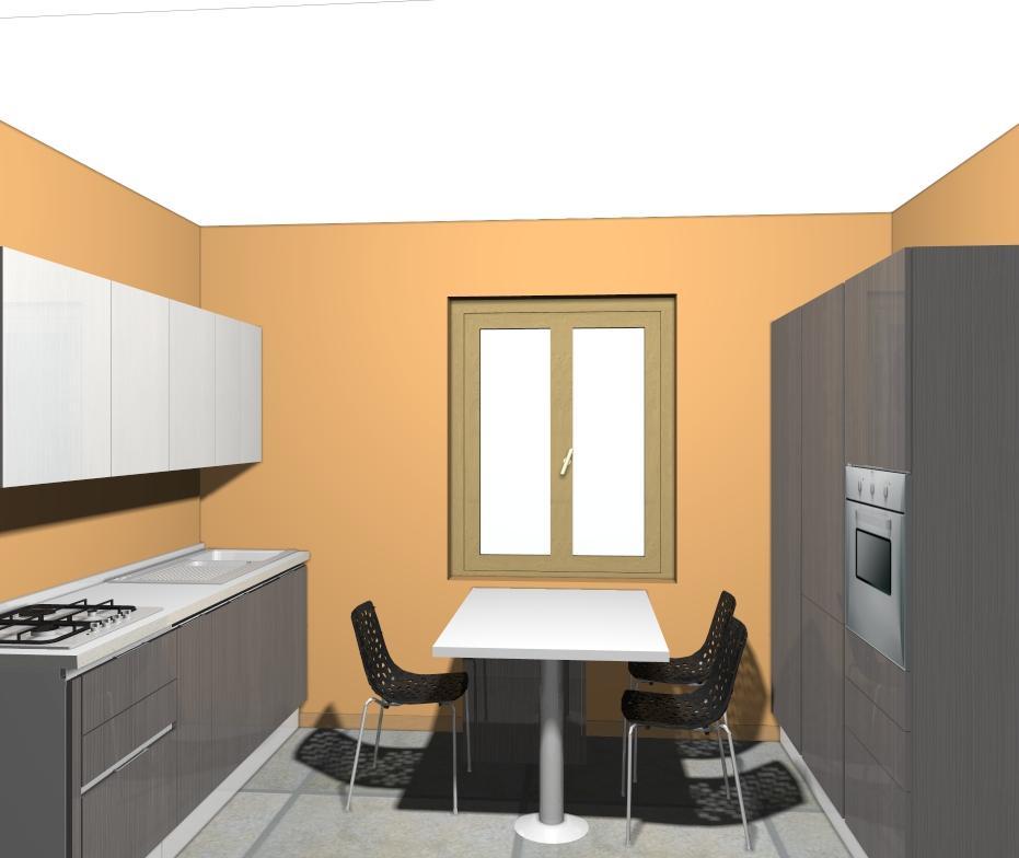 Pareti colorate archives non solo mobili cucina soggiorno e camera - Colori cucina pareti ...