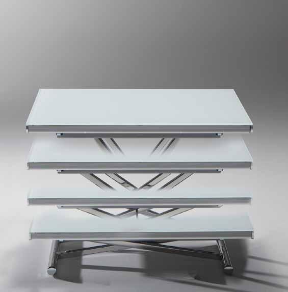 CALLIGARIS MISTERY - Tavolo consolle allungabile sino a 2 metri ...