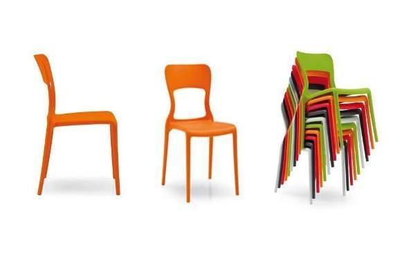 sedie da cucina | non solo mobili - Sedie Cucina Colorate