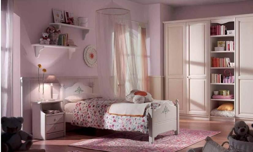 Beautiful Camera Da Letto Rosa Antico Pictures - Idee Arredamento ...