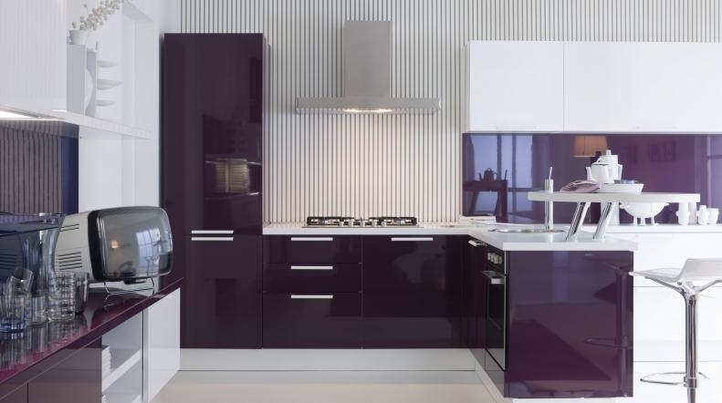Mobili colorati archives   non solo mobili: cucina, soggiorno e camera
