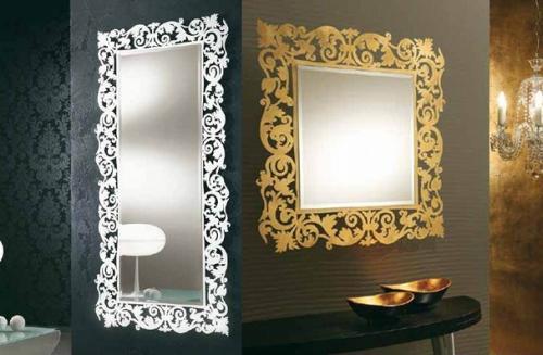 Romantico riflessi lissone - Specchio romantico riflessi prezzo ...