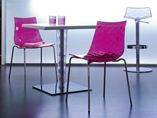 Le sedie da cucina.. sono colorate, divertenti, pratiche e ...