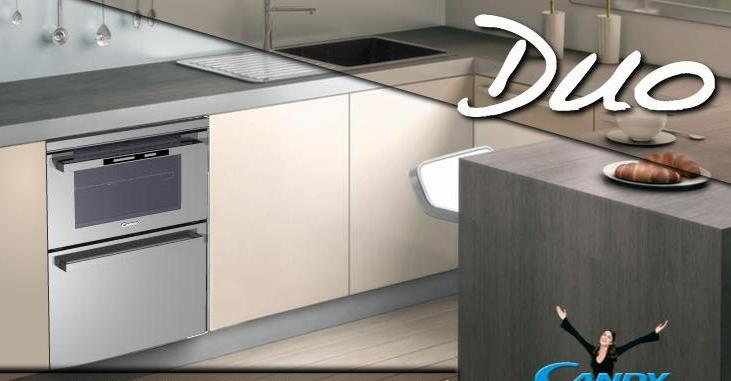 Candy duo lavastoviglie e forno in soli 60 cm non solo mobili - Forno e microonde insieme whirlpool ...
