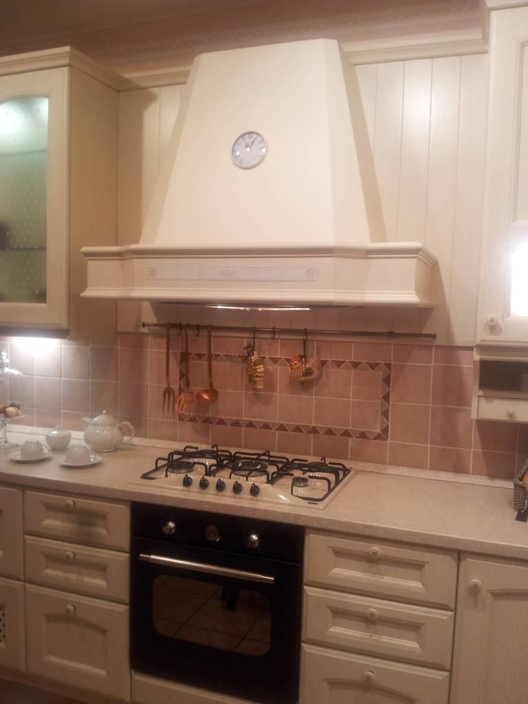 Piano Cottura Fragranite Grigio veneta cucine | non solo mobili