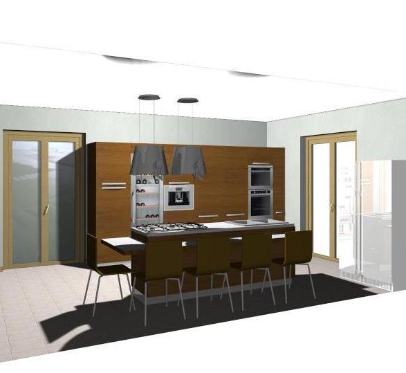 Disegni cucine archives non solo mobili cucina soggiorno e camera - Prezioso casa cucine moderne ...