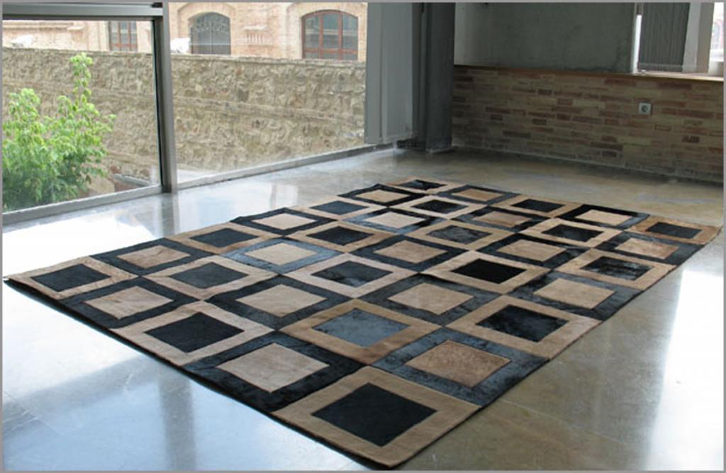 una tappeto in cavallino per una casa trendy | Non solo mobili