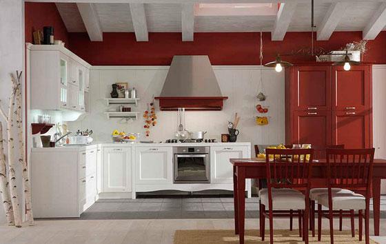 Veneta Cucine .. Gretha la cucina ispirata ai fiordi del nord Europa ...