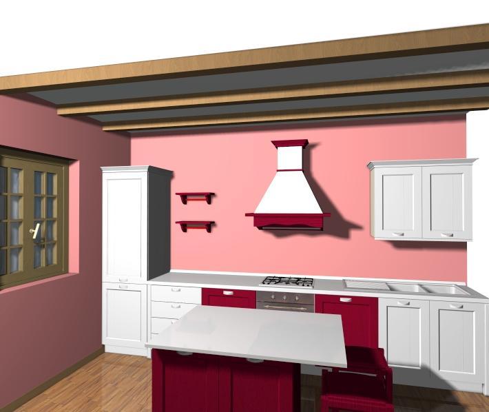 Veneta cucine modello gretha componibilit 100 - Veneta cucine gretha ...