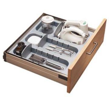 Cassetti archives non solo mobili cucina soggiorno e - Portaposate per cassetti ...