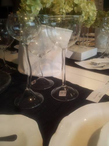 bicchieri cristallo, bicchieri serax, bicchieri storti, bicchieri ubriachi, bicchieri regalo, bicchieri originali