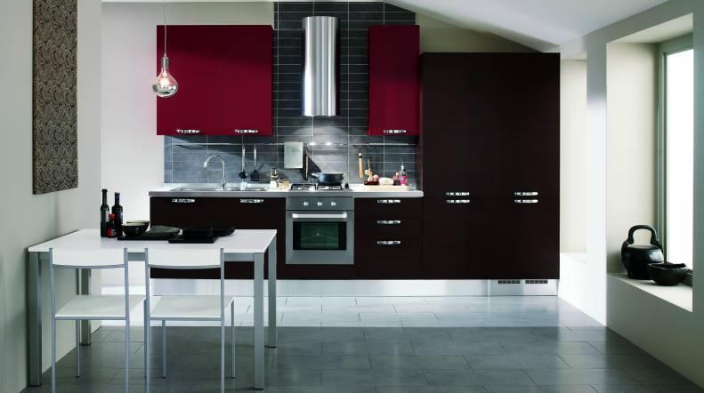 Cucina Moderna Piccola. Cucina Moderna Con Piano With Cucina Moderna ...