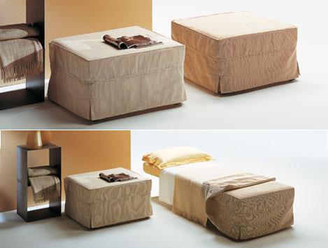 Sedia pieghevole non solo mobili for Materasso ospiti pieghevole