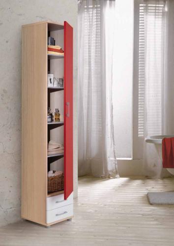 Sotto scala o soffitti inclinati da arredare con armadi - Ikea mobile portascope ...