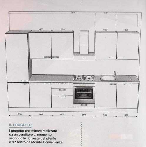 Progettare Cucina Mondo Convenienza – Decorazione
