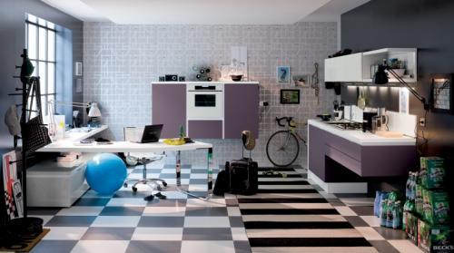 veneta cucine, progettazione cucina, cucina sala, cucina soggiorno, cucina living, cucina extra, cucina oyster