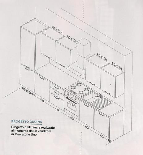 Prezzi di Cucine a confronto .. Ikea, Mercatone Uno, Mondo ...