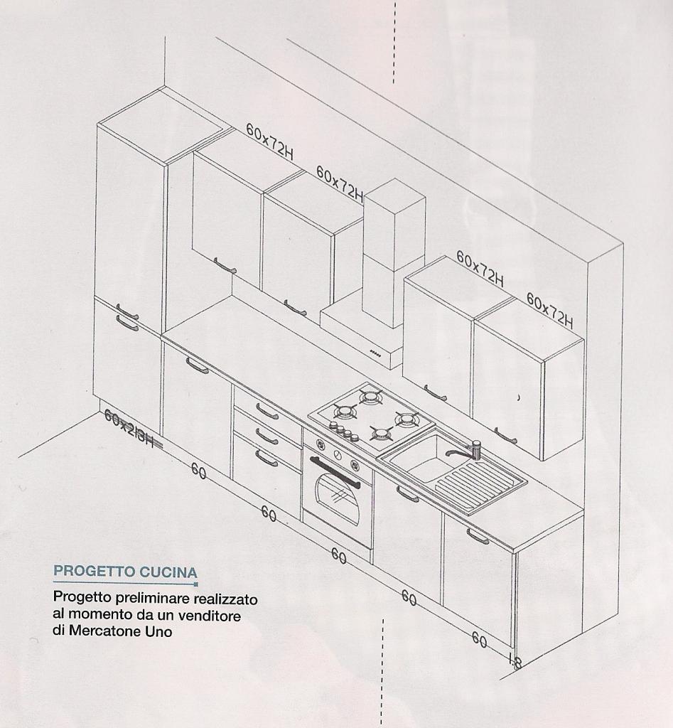 Come Progettare Cucina Ikea prezzi di cucine a confronto .. ikea, mercatone uno, mondo