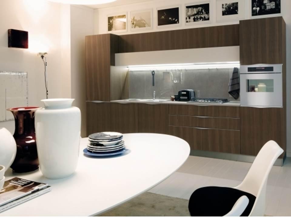 le nuove finiture Dek e silk del modello Ethica di Veneta Cucine