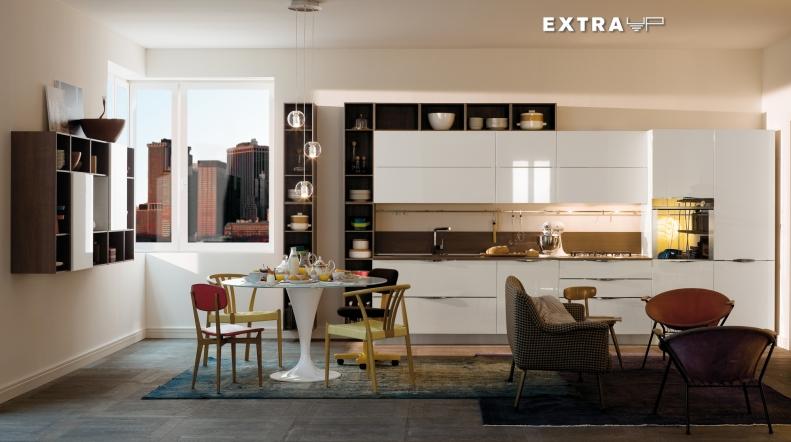 Non solo mobili idee arredamento casa terrazzi e giardini for Cucine living prezzi